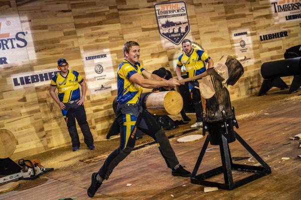 Swedish team WCH19